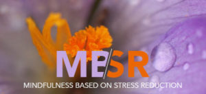 MBSR - Mindfulness based on stress reduction